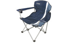 High Colorado Camping-Stuhl Big Size marine-blau-offwhite